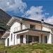 villa in legno a Bianzone (Sondrio)