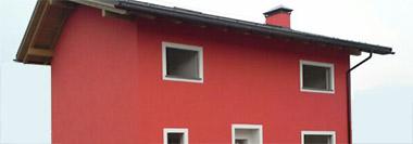 Costruzione casa in legno a Milano